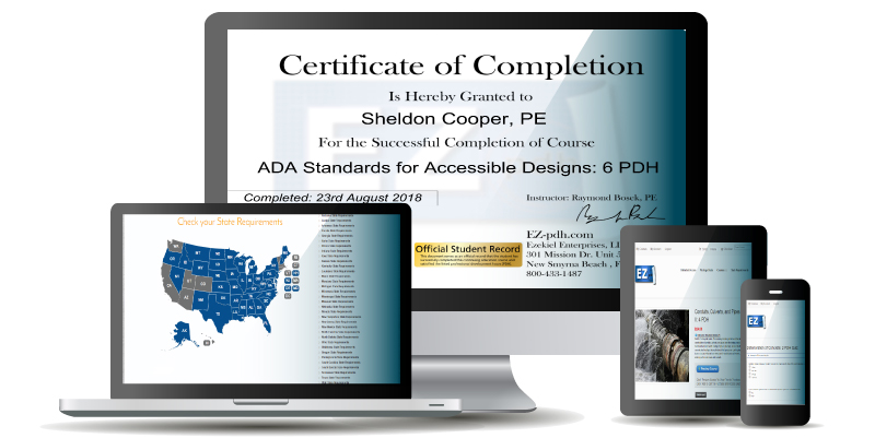 3 6 Hr Pe Engineering Continuing Education Pdh Online Courses