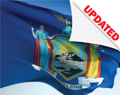 New York Flag Updated Laws And Rules For Professional