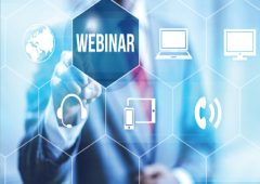 Webinars - Live Online Instruction